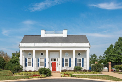 Carisbrooke Clubhouse in Ashburn Virginia