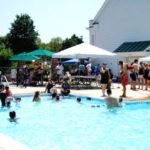 July 4th Pool Party at Carisbrooke HOA Pool